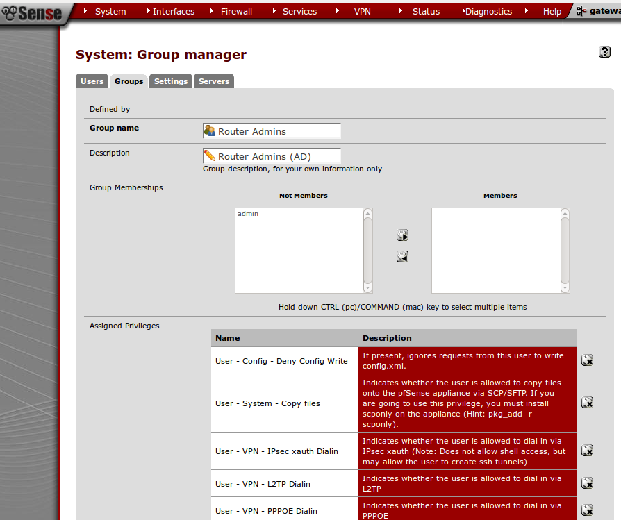 pfsense-group-geeklk