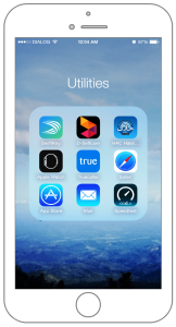 Utility apps for iPhone 6