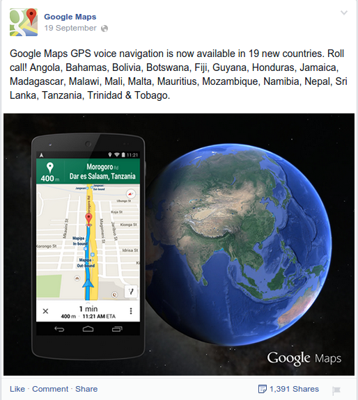 google-maps-facebook-geeklk