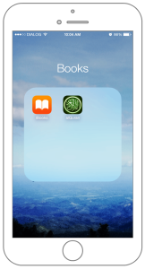 Apps for reading in iPhone 6