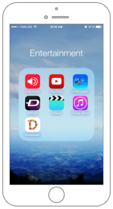 Must have apps for entertainment on iPhone