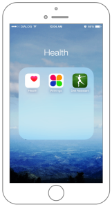 Health apps for iPhone 6
