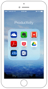 important apps that boost your productivity
