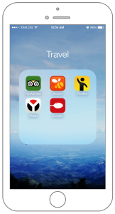 The best travel apps for iPhone 6
